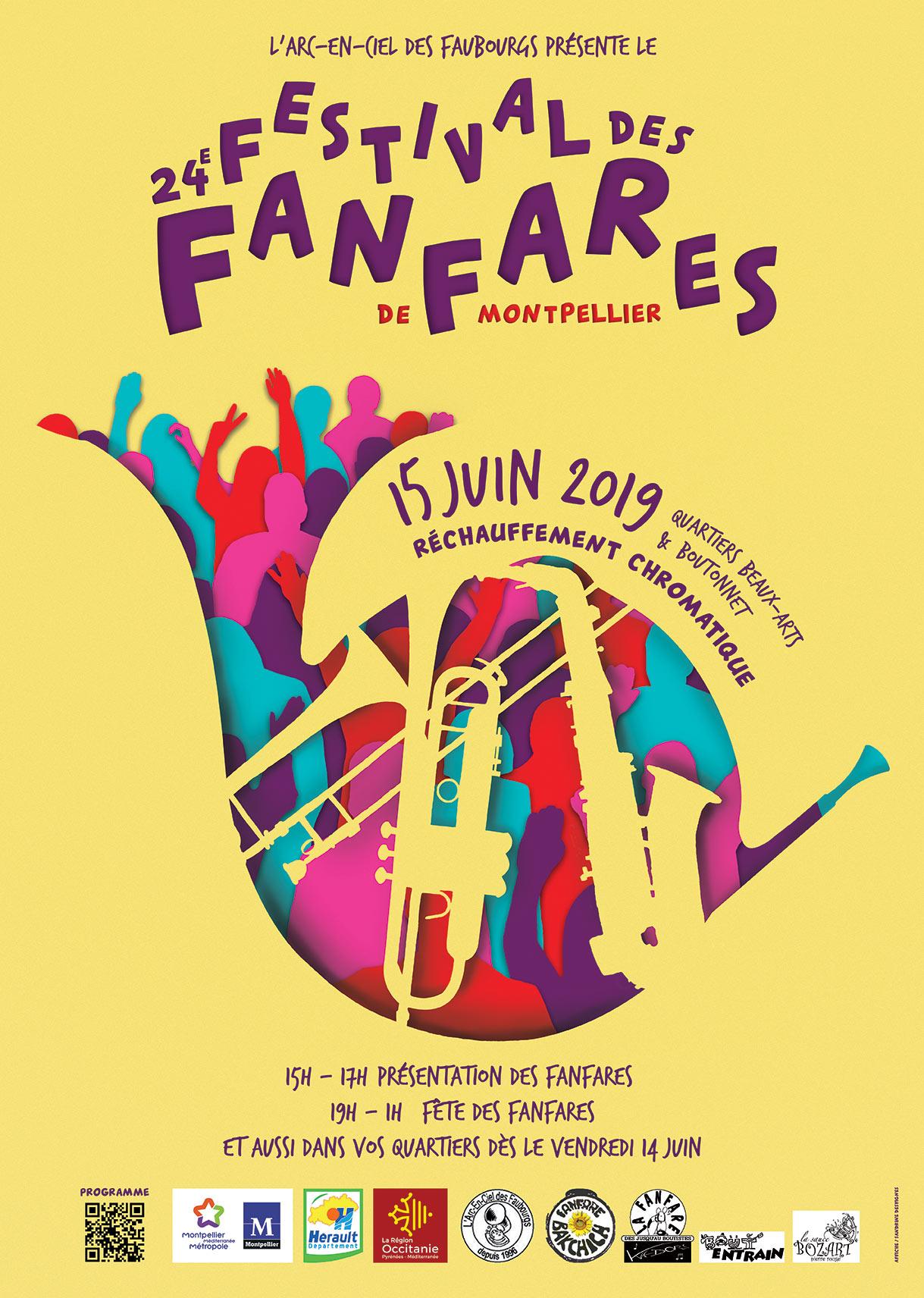 24ème Festival des Fanfares