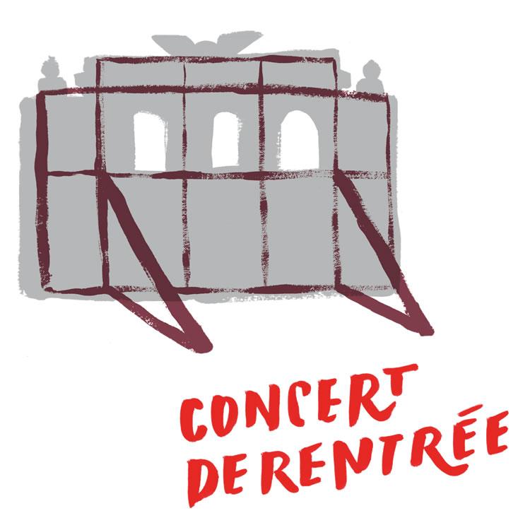 Opéra : Concert de rentrée