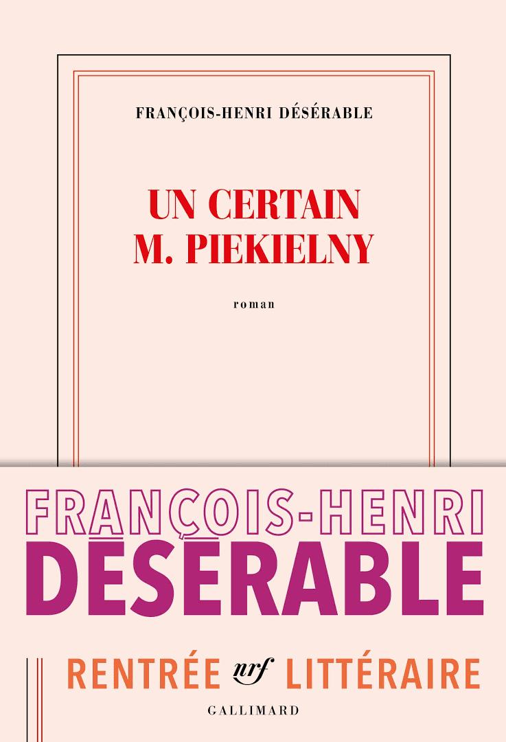 Rencontre avec François-Henri Désérable