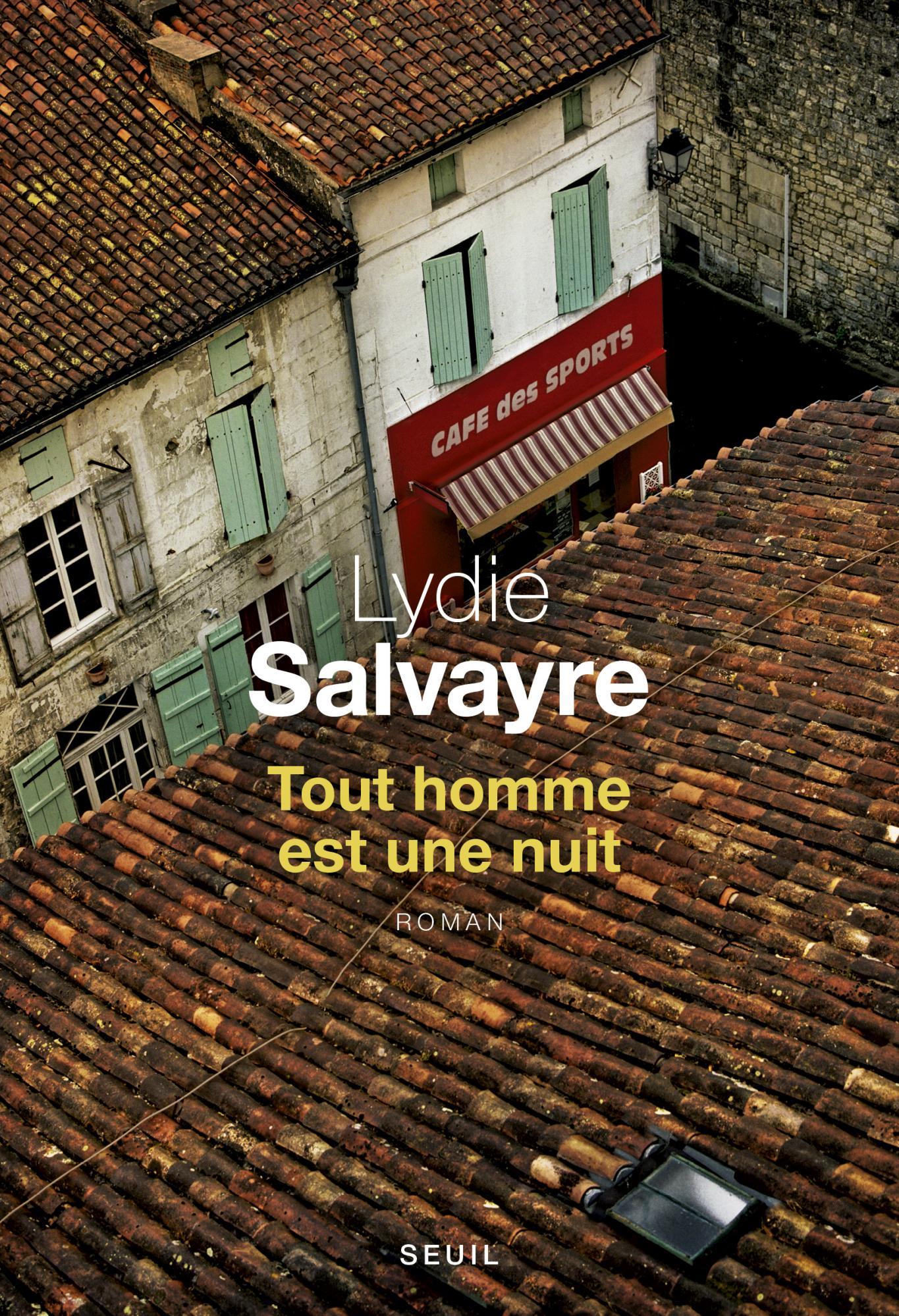 Rencontre avec Lydie Salvayre