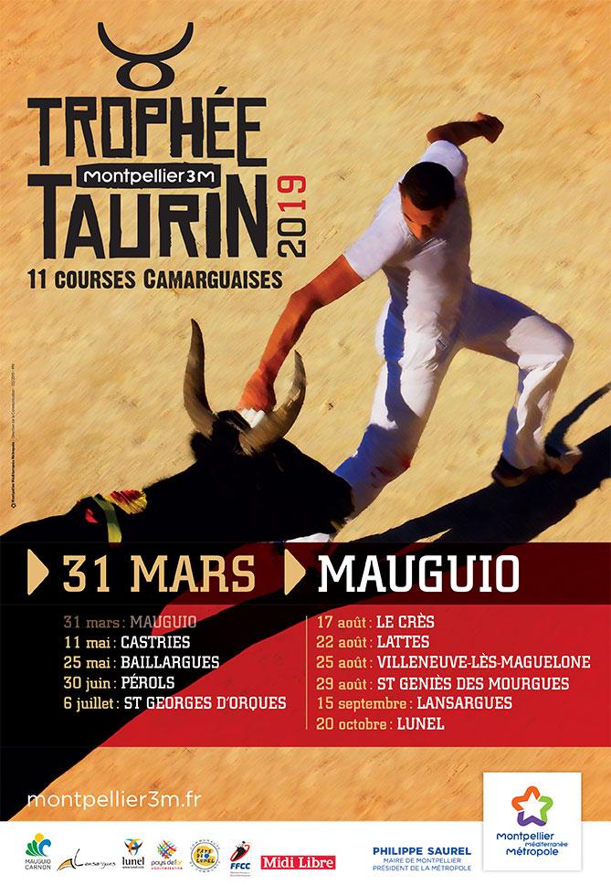 Trophée taurin 2019 - Mauguio