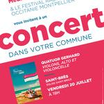 Festival Radio France Occitanie Montpellier | QUATUOR GERHARD