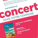 Festival Radio France Occitanie Montpellier | JEAN-PAUL GASPARIAN