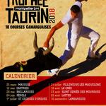 Trophée taurin 2018 - Pérols