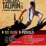 Trophée taurin Pérols
