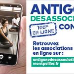 L'Antigone des associations continue...en ligne