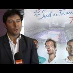 Embedded thumbnail for Sébastien Grosjean - Open Sud de France