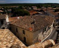 Saint-Drézéry - le vieux village