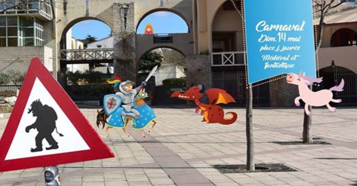 Carnaval m di val et fantastique montpellier for Archerie montpellier