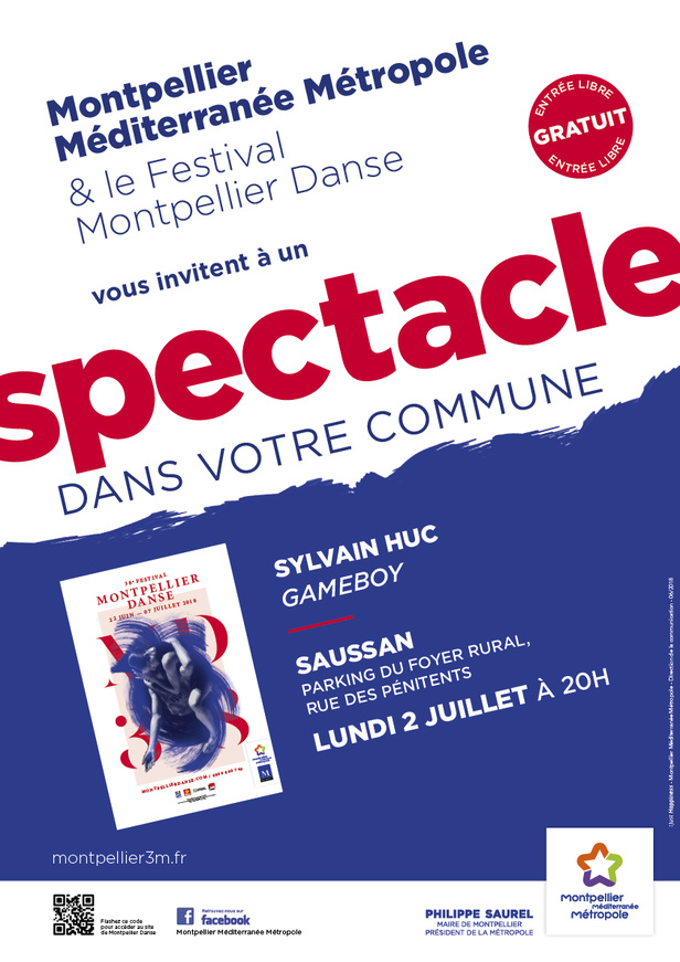 Spectacle à Saussan