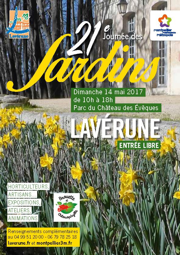 21è Journée des Jardins de Lavérune