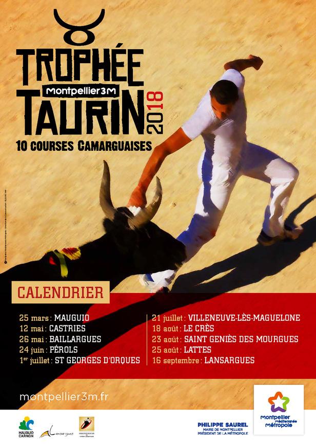 Trophée taurin 2018 - Lattes