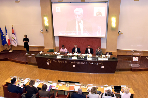 Conseil de Montpellier Méditerranée Métropole