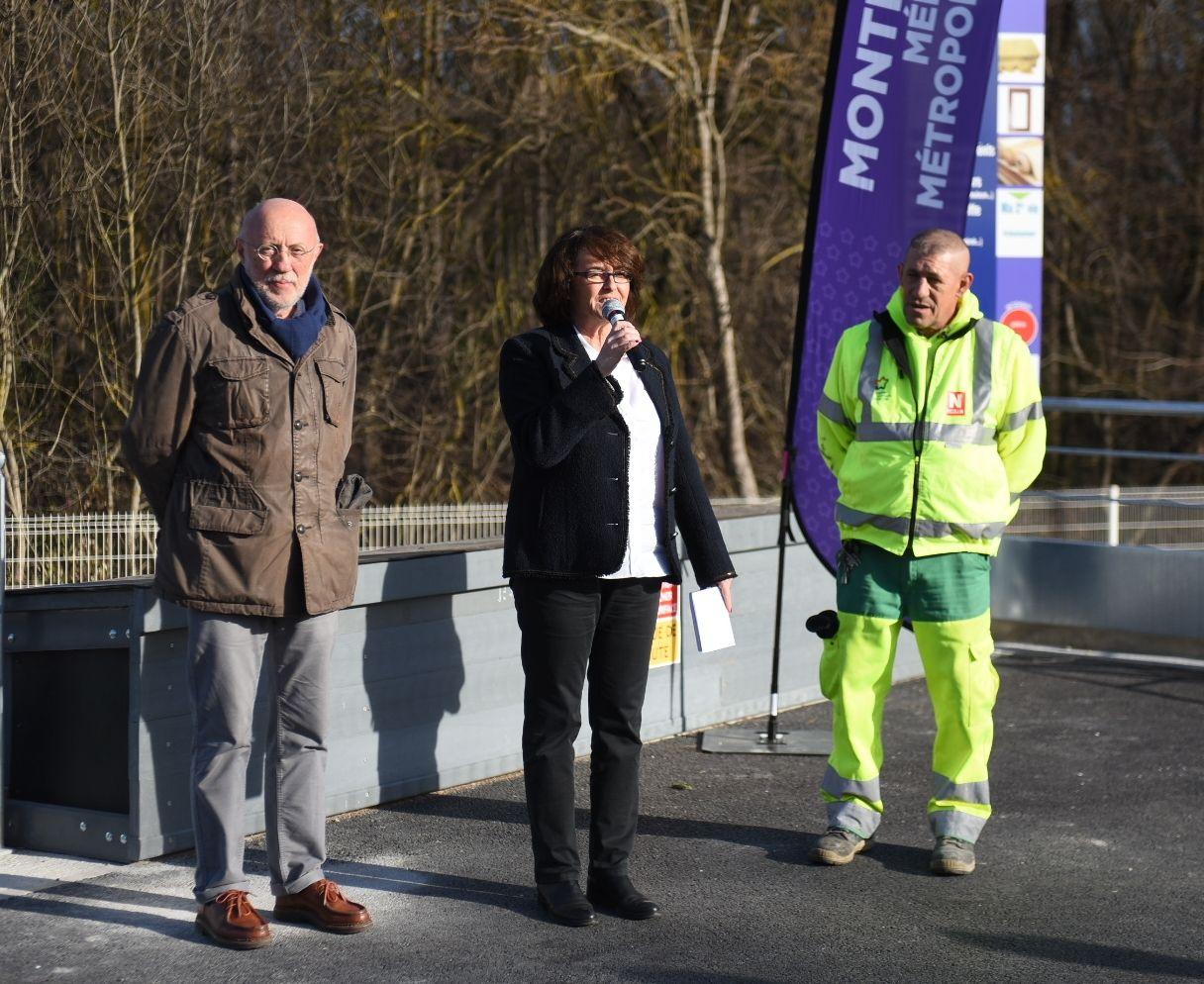 Les travaux de rénovation et de réhabilitation de la déchèterie de Lavérune ont été inaugurés